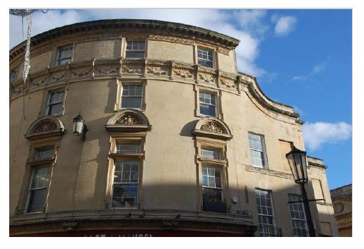6 and 7 bedroom house flat shares available in Central Bath