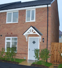 2 and 3 bedroom Low Cost Home Ownership available in Keynsham